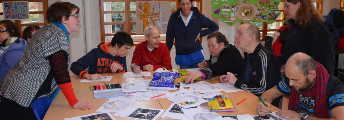 Journée «Questions de sens» (photos)